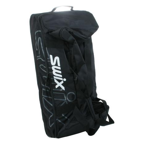 スウィックス(swix) クラムシェルローラーバッグブラック SG008JA110 スキーケース