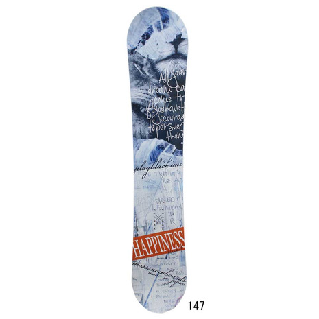 MOSS スノーボード板 19 TOTO BK SF スノーボード (Men's)