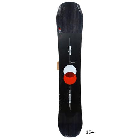 バートン(BURTON) スノーボード板 CUSTOM FLYING V 1070710 6000 (Men's)