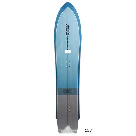 MOSS スノーボード板 20 WING SW157 (Men's)