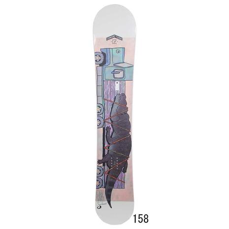 オガサカ(OGASAKA) スノーボード板 19 CT-IZ スノーボード (Men's)