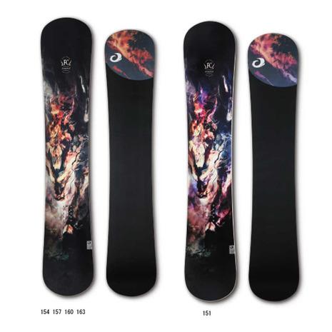 オガサカ(OGASAKA) スノーボード板 19 エフシー リミテッド スノーボード (Men's)