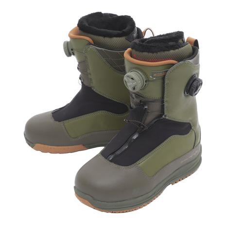 ケイツー(K2) ボードブーツ タロウ スノーサーファー GN B180300101 (Men's)