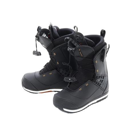 サロモン(SALOMON) スノーボードブーツ DIALOGUE BLACK WIDE JP BK L39426800 (Men's)