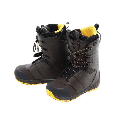 サロモン(SALOMON) スノーボードブーツ SYNAPSE WIDE JP Brown L39953300 (Men's)