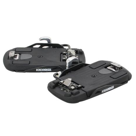 ケイツー(K2) ボードビィンディング クイッカー B1504001010 BLACK スノーボード メンズ ビンディング (Men's、Lady's)