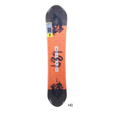 ローム スノーボード板 19 ローファイロッカー スノーボード レディース (Lady's)