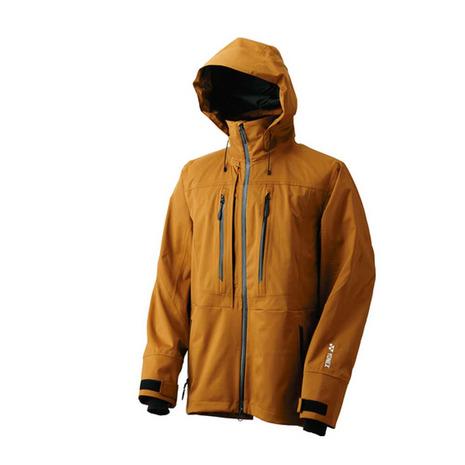 ヨネックス(YONEX) フェザーライトジャケット SW7556 ブラウン スノーボードウェア メンズ (Men's)
