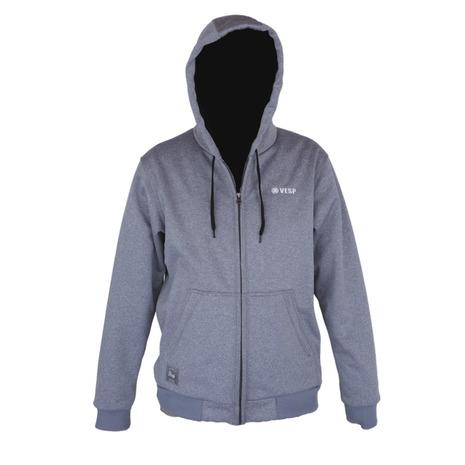 VESP スウェットボンディングジャケット スノーボードウェア VPMJ18-05SW GR (Men's)
