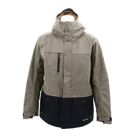 686 日本限定 アンセム シェル ジャケット L8W910 Khaki MLG Colorblock (Men's)