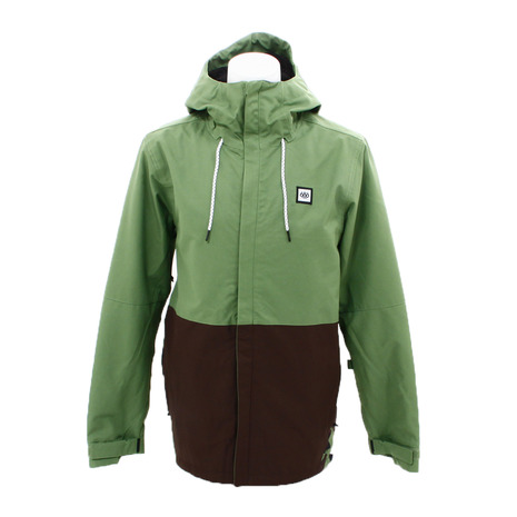 686 日本限定 ファウンデーション ジャケット L8W911 Camp Green Colorblock (Men's)