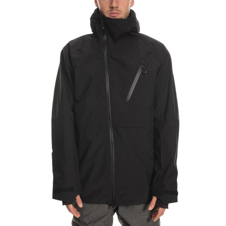 686 GLCR Hydra Thermagraph ジャケット L9W107 Black (Men's)