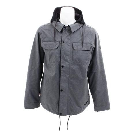 686 日本限定 (Men's) ウッドランド ウッドランド ジャケット L8W909 Grey Melange 日本限定 (Men's), 三重みどりの里:98d4bd9c --- sunward.msk.ru
