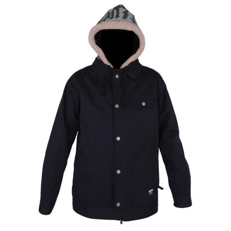 VESP トゥーウェイシャツジャケット? スノーボードウェア VPMJ18-02 BK (Men's)