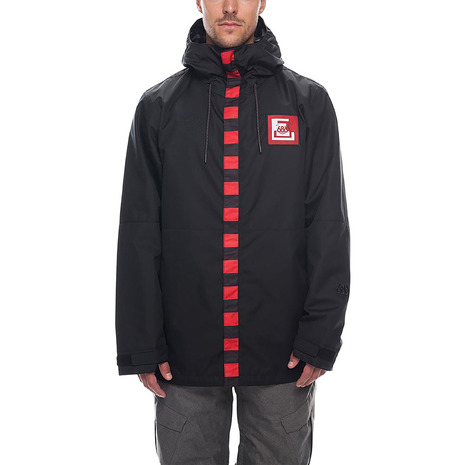 686 Target Jacket L8W121 Sublimation Black Sublimation スノーボードウェア メンズ 686 メンズ (Men's), 古着屋Canopus:274f0c52 --- sunward.msk.ru
