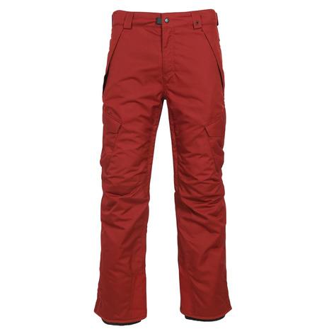 686 Infinity Insulated Cargo パンツ L9W214 Rusty Red (Men's)