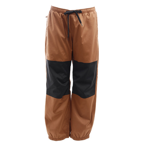 SCAPE スノーボードウェア パンツ FAZZ FAZZ PANTS 18-19 71118333 BROWN/BLACK (Men's)