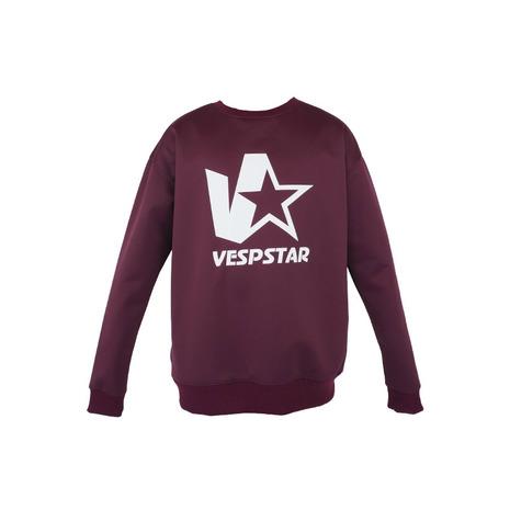 VESP ウォータープロテクト VESP STAR クルー スノーボードウェア VPMS18-31 DR (Men's)
