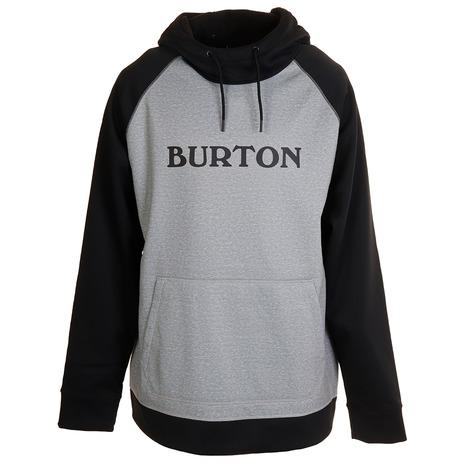 バートン(BURTON) CROWN BONDED PULLOVER HOODIE 108911 08021 (Men's)