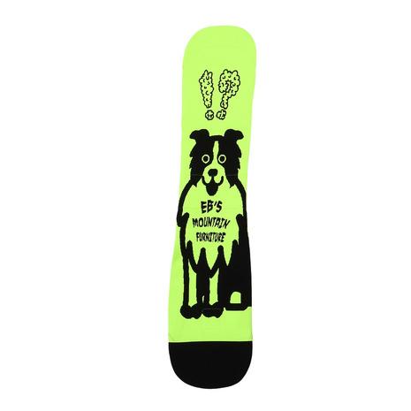 数量限定 エビス ebs 選択 スノーボード 20-21 ニットカバー DOG レディース メンズ YELLOW 4000321-KNITCOVER