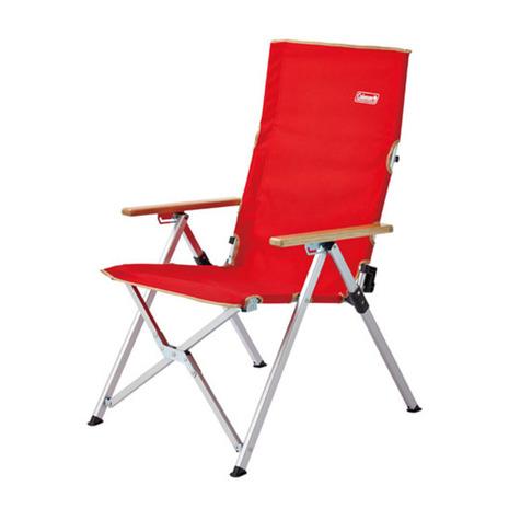 コールマン(Coleman) レイチェア 折りたたみ椅子 2000026744 レッド (Men's、Lady's)