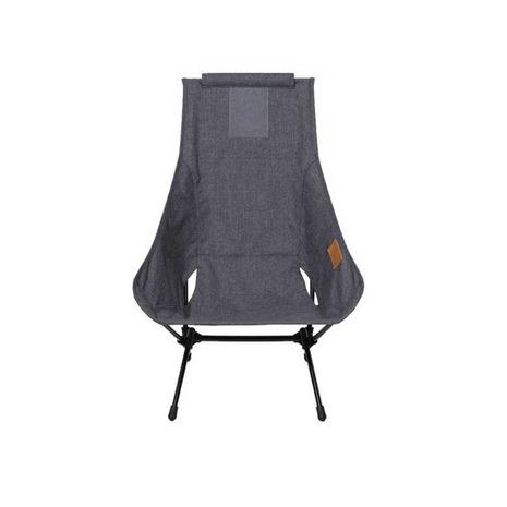 エイアンドエフ(A&F) ヘリノックス Helinox チェアトゥーホーム スチールグレー 折りたたみ椅子 19750013003000 (Men's、Lady's)