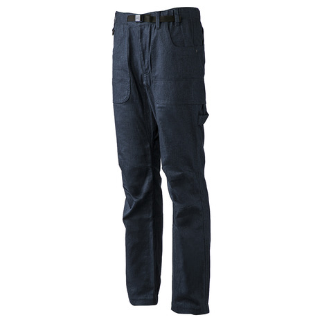 ホールアース(Whole Earth) MENS SCORONR LOGGER PANTS WE27JD70ネイビー (Men's)