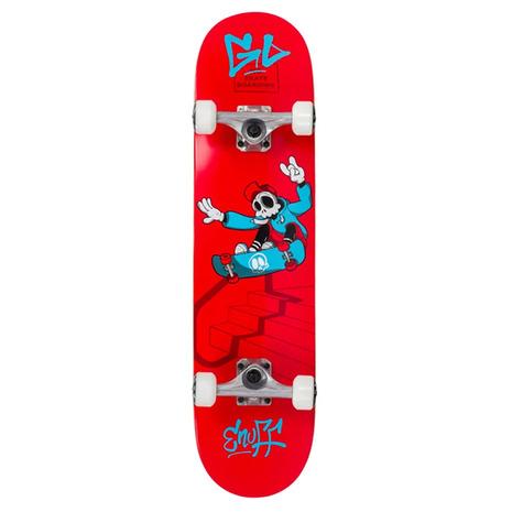 イナフ Enuff スケートボード コンプリートセット 子供 今季も再入荷 現金特価 キッズ SKULLY MINI RED ENU2150