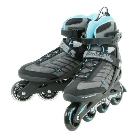 ローラーブレード インラインスケート S18 ZETRABLADE W BK/BL CY 077367009152 (Men's、Lady's、Jr)