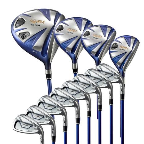 ホンマゴルフ(HONMA) ホンマゴルフ クラブセット 12本 LB808 カーボン フレックスS (1W(9.75),3W,5W,UT,6I~14I,AW,SW) ヴィクトリアゴルフ限定 (Men's)