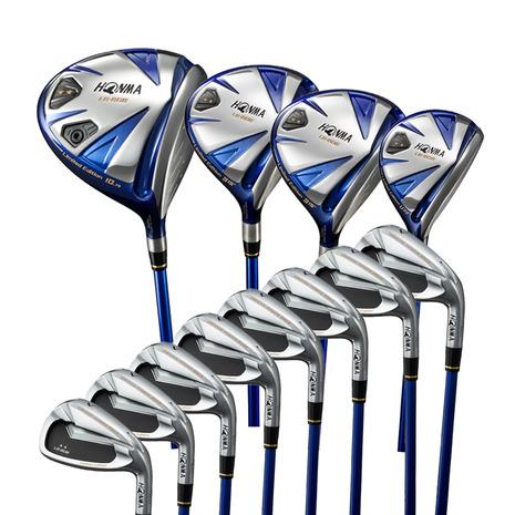 ホンマゴルフ(HONMA) ホンマゴルフ クラブset 12本 LB808 リミテッドエディション フレックスS (1W(9.75),3W,5W,UT,6I~17I,AW,SW) ヴィクトリアゴルフ限定 (Men's)