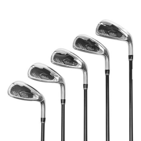 ブリヂストンゴルフ(BRIDGESTONE GOLF) PHYZ5 アイアン 5本セット(#7-#10、PW) PZ509I (Men's)