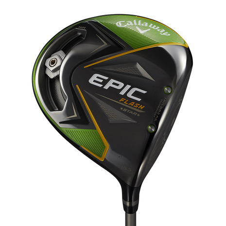 キャロウェイ(CALLAWAY) EPIC FLASH STAR ドライバー(W1、ロフト10.5度) Speeder EVOLUTION for CW (Men's)