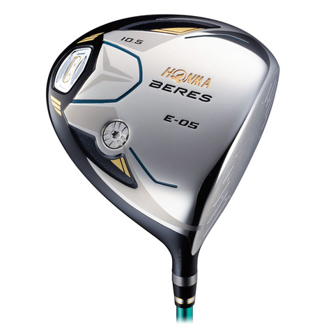ホンマゴルフ(HONMA) BERES E-05 フェアウェイウッド 7W (ロフト22度) カーボンシャフト ARMRQ∞ 44 2Sグレード (Men's)