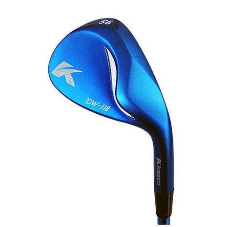キャスコ KASCO ドルフィンウェッジ DW-118 BLUE 安売り SW 使い勝手の良い N.S.PRO ロフト 950GH メンズ 52度