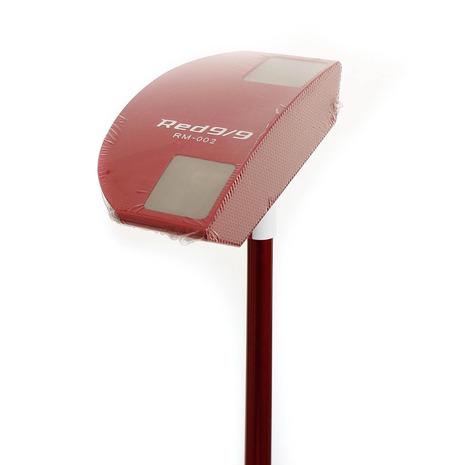 キャスコ(KASCO) RED9/9 パター RM-002 マレットタイプ (ロフト1.5度) Red9/9専用オリジナルシャフト (Men's)