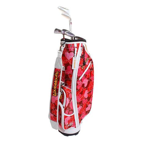 ラウドマウス(LOUDMOUTH) ラウドマウス RED ハーフセット 17 LM LM HALF 068 ハーフセット RED (Lady's), Select Shop Nose Low:08a29141 --- sunward.msk.ru