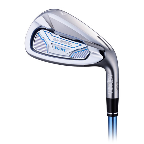 ホンマゴルフ(HONMA) Be ZEAL 535 Ladies Iron 5本セット(#7~#10、SW) VIZARD for Be ZEAL (Lady's)