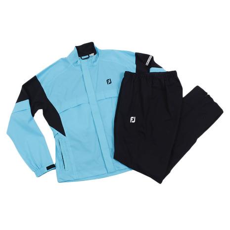フットジョイ(FootJoy) ゴルフウェア レインウェア レインスーツ 上下セット FJ-S16-O02 AQ (メンズ) (Men's)