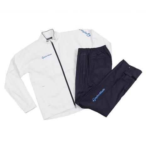 テーラーメイド(TAYLORMADE) ゴルフウェア レインウェア レインスーツ 上下セット CCK16-B16714 16SS (メンズ) (Men's)