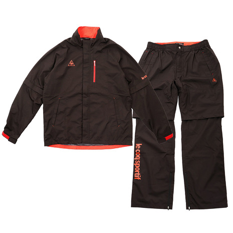 ルコック スポルティフ(Lecoq Sportif) ゴルフウェア レインウェア QG7031CP-N151 (メンズ) (Men's)