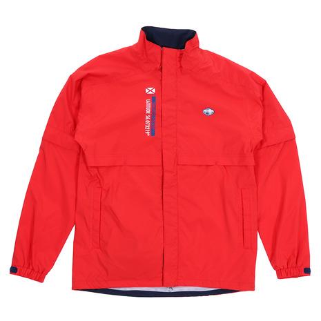 フィドラ(FIDRA) ゴルフウェア レインウェア  上下セット FA160940 RED (メンズ) (Men's)