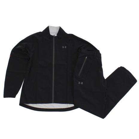 アンダーアーマー(UNDER ARMOUR) ゴルフウェア メンズ GO (Men's) ストームレインスーツ メンズ #1331428 BLK/JGY GO (Men's), I.C(アイシー)さくら:592b4d63 --- sunward.msk.ru