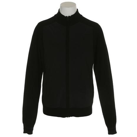 Jリンドバーグ(J.LINDEBERG) ゴルフウェア メンズ M Knitted Hybrid Jac 071-58010-019 (Men's)
