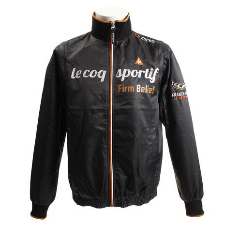 ルコック スポルティフ(Lecoq Sportif) アウター 2WAYベーシックブルゾン QGMMJK03-BK00 (メンズ) (Men's)