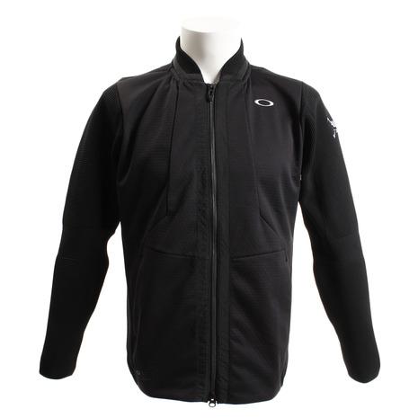 オークリー(OAKLEY) ゴルフウェア アウター SKULL SWEATER ジャケット 4 412635JP-02E (メンズ) (Men's)