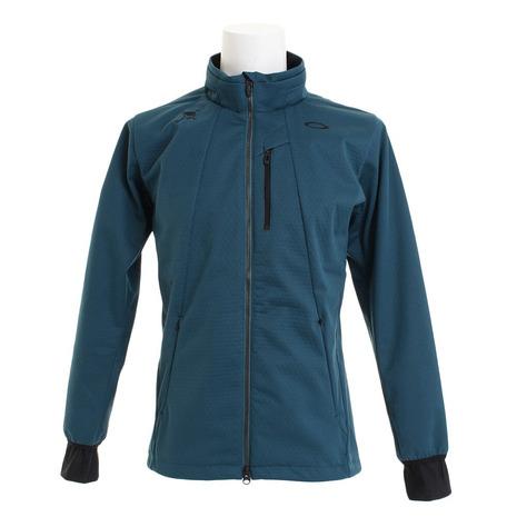 オークリー(OAKLEY) ゴルフウェア アウター SKULL BONDE WIND ジャケット 412636JP-70G (メンズ) (Men's)