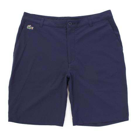 ラコステ(LACOSTE) ゴルフウェア メンズ BERMUDAS ノータックパンツ FH2121L-166 (Men's)
