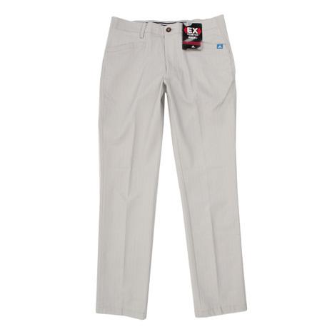 アディダス(adidas) ac ヘリンボーンウィンターパンツ CCS85-U31367-ホワイト-18FW (Men's)