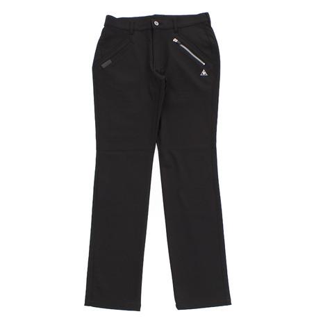 ルコック スポルティフ(Lecoq Sportif) 防寒ゴルファーズ ポケットデザインパンツ QGMMJD16-BK00 (Men's)